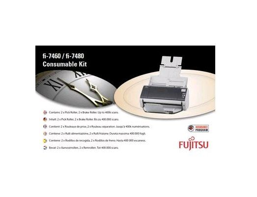 Consumable Kit for Fujitsu Fi-7480